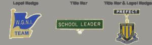 Badge types